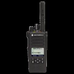 Motorola Mototrbo P8628i