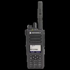 Motorola Mototrbo P8660i